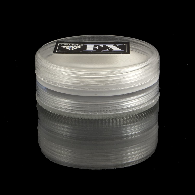 45g Diamond FX Professional Face Paint ~ Essential WHITE