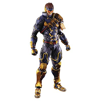 Square Enix Marvel Universe Variant Play Arts Kai: Cyclops Action Figure: Toys & Games