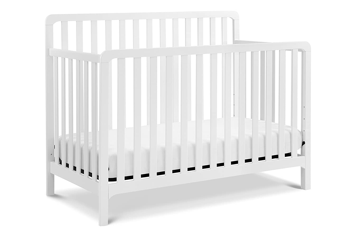 Carter's by DaVinci Taylor 4-in-1 Convertible Crib, White The MDB Family F12101W