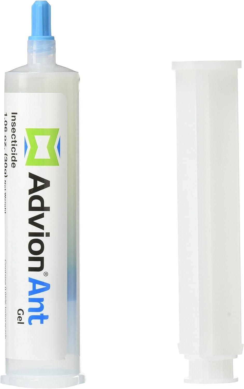 12 tubes Syringes 3 PACKS Advion Ant Gel Bait Insecticide 4 x 1.06 Oz