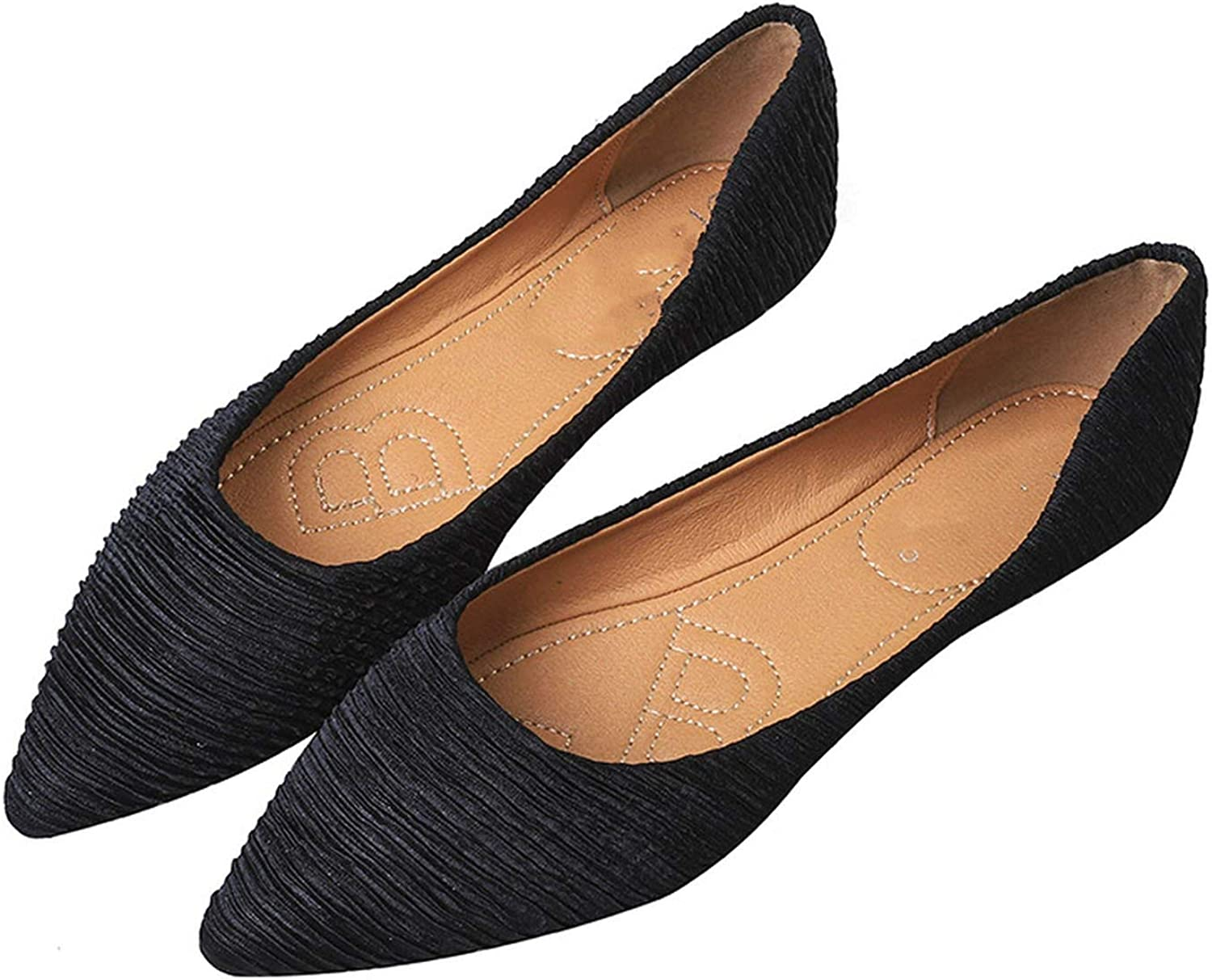 wechat Store Flat Shoes Female New
