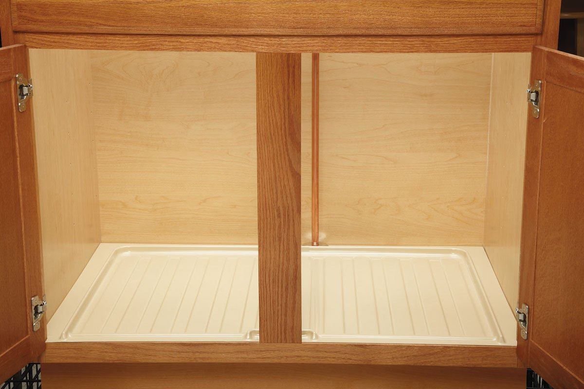 Perfect Amazon.com: Rev A Shelf   SBDT 3336 A 1   Medium Almond Sink Base Drip Tray:  Home U0026 Kitchen