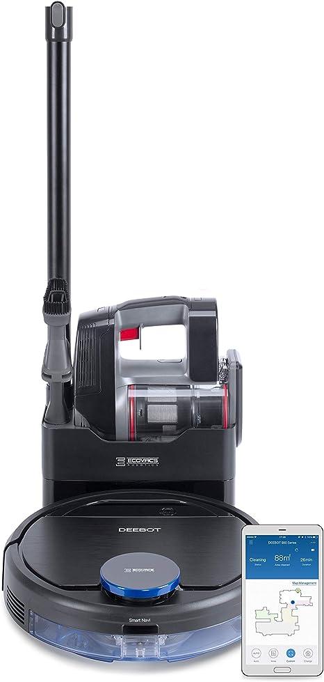 Robot aspirateur laveur ecovacs ozmo 930 Expert 2020