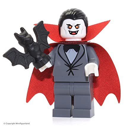 Amazon.com  LEGO Scooby Doo Vampire Minifigure from Set 75904  Toys   Games 36bbec3cc3