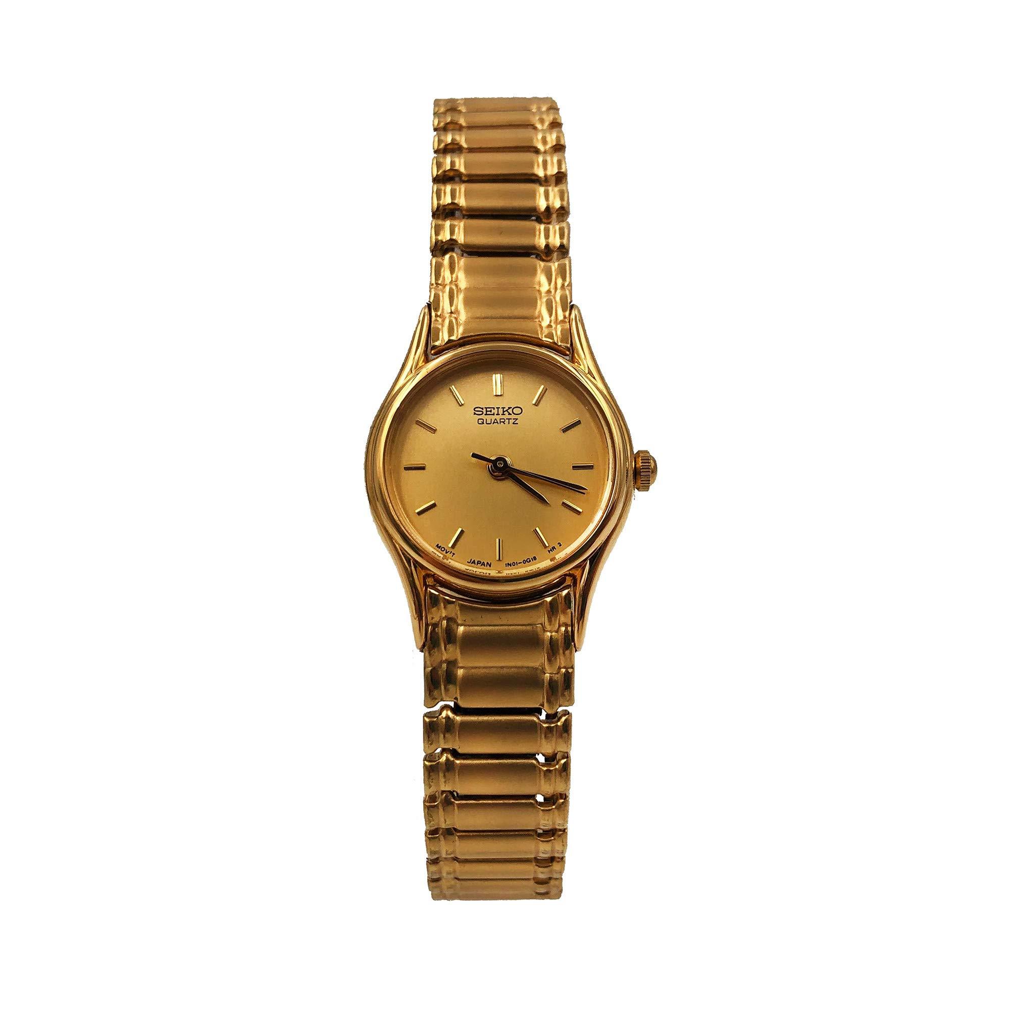 Seiko Women's Quartz Male Watch SXG238 (Certified Pre-Owned)
