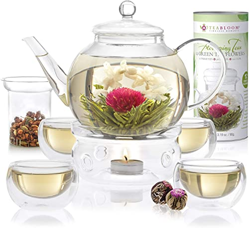 Teabloom Celebration Complete Tea Set
