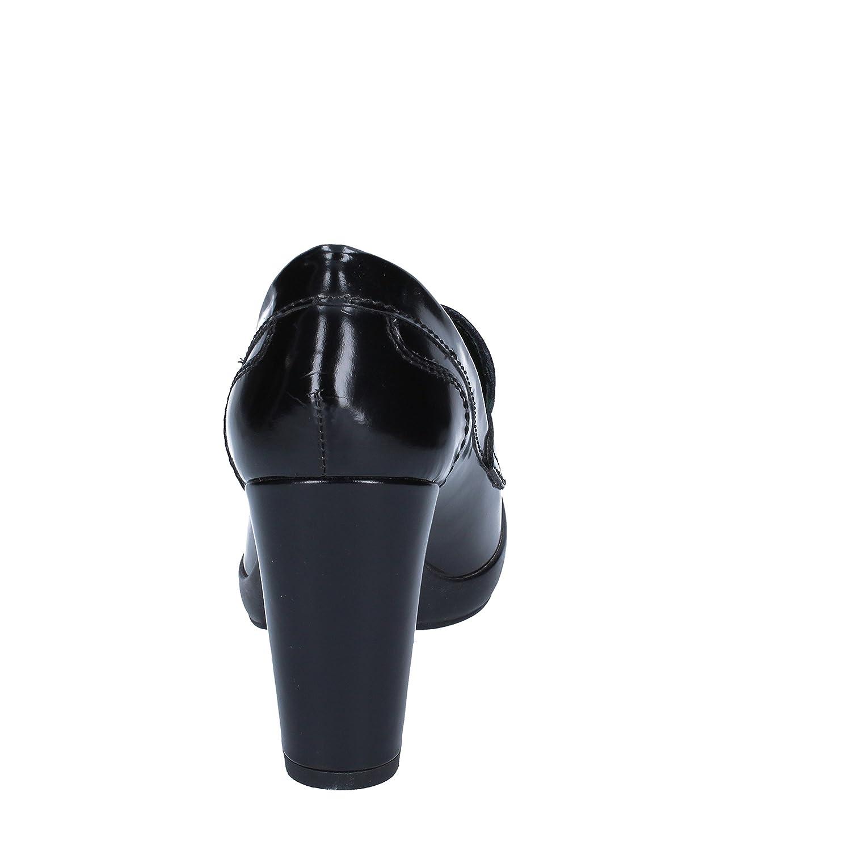 GIANNI SIMONE DE SIMONE GIANNI Pumps Damen Leder schwarz ef9de2