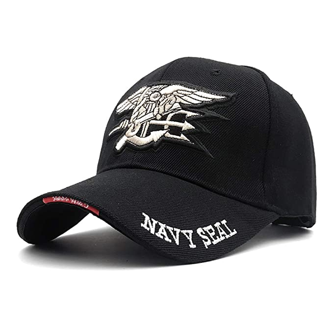 Amazon.com: Mens Us Navy Baseball Cap Navy Seals Cap Tactical Army Cap Trucker Gorras Snapback Hat: Clothing