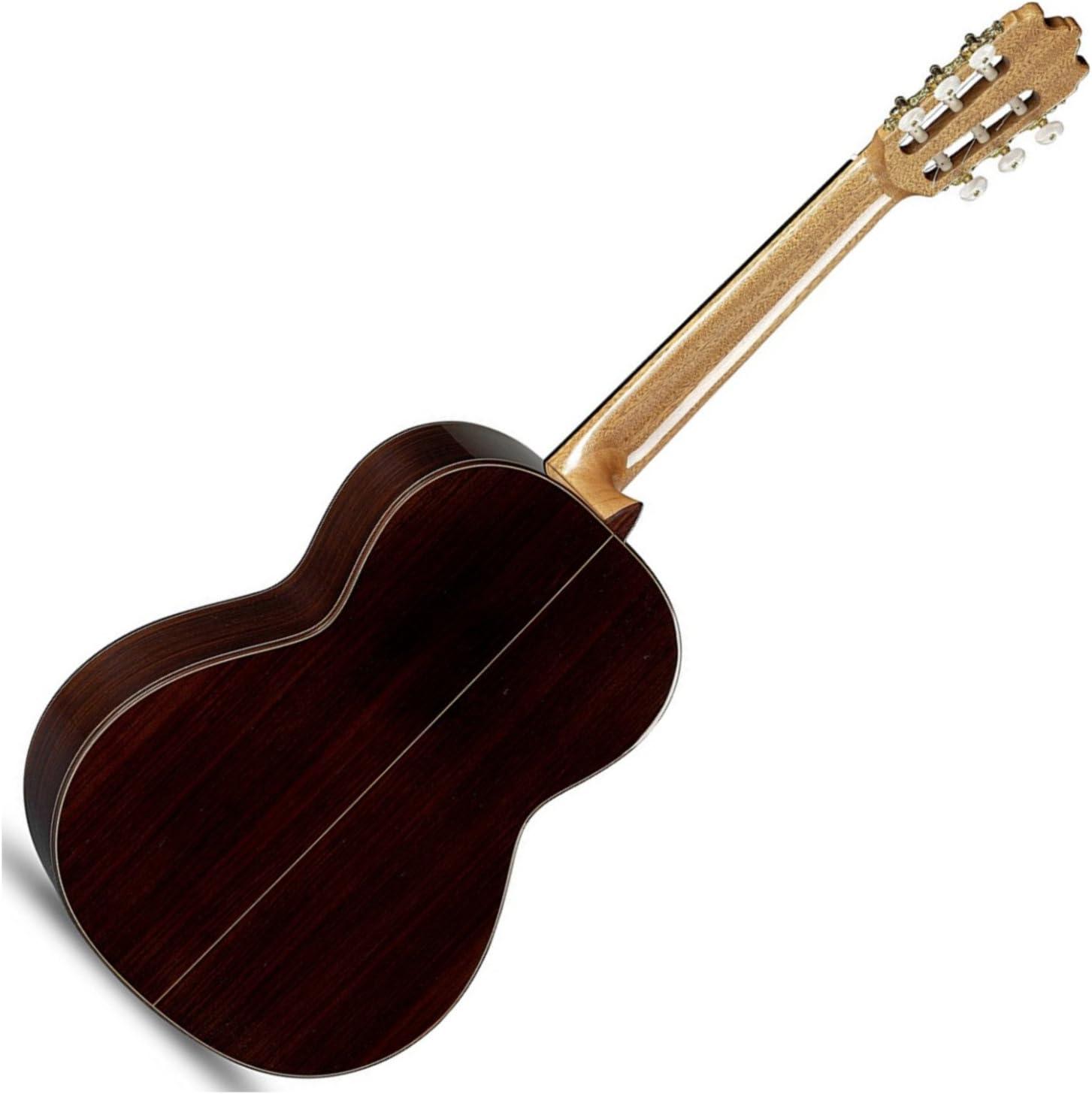 Alhambra 4P-US - Guitarra clásica de cedro sólido con bolsa ...
