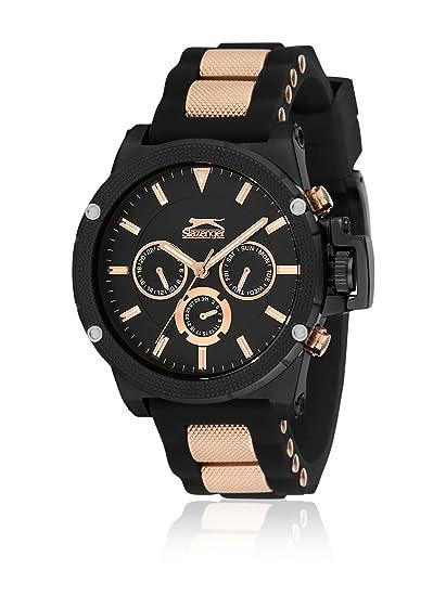 Slazenger Reloj de cuarzo Unisex SL.9.1064.2.02 48 mm: Amazon.es: Relojes