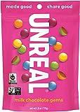 UNREAL Milk Chocolate Gems – 6 Bags