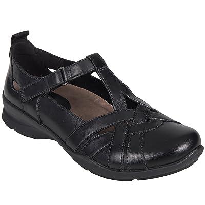 Earth Shoes Ocelot Women's Black 7 Wide US | Flats