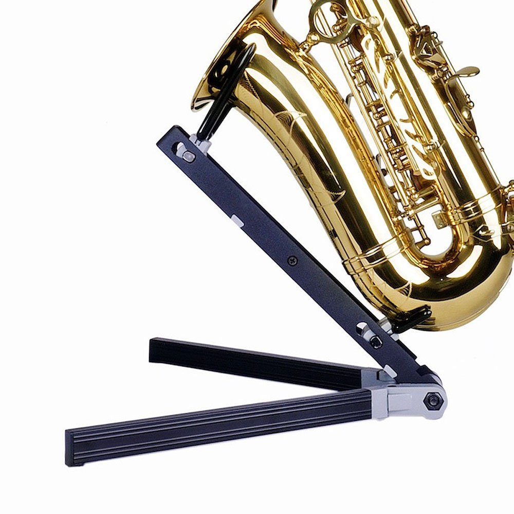 Sax Stand for Alto Saxphone,Adjustable and Foldable