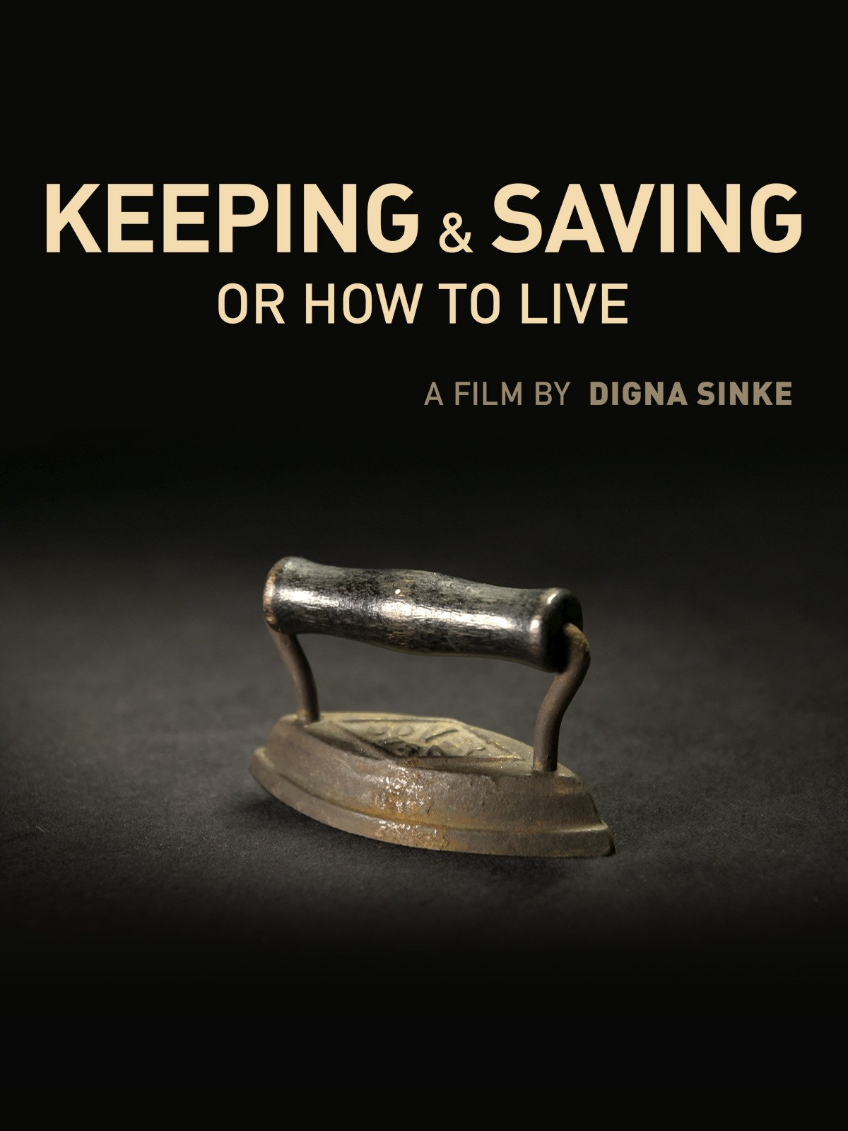Keeping and Saving or How to Live on Amazon Prime Video UK