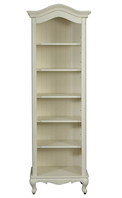 PROVENCE OPEN BOOKCASE (ANTIQUE WHITE) - Amazon.com: PROVENCE OPEN BOOKCASE (ANTIQUE WHITE): Kitchen & Dining