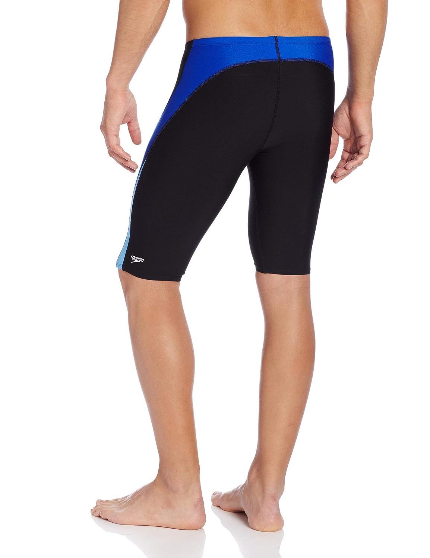Speedo Mens Endurance Launch Splice Jammer Swimsuit Speedo Men/'s and Women/'s Swimwear 8051408-P