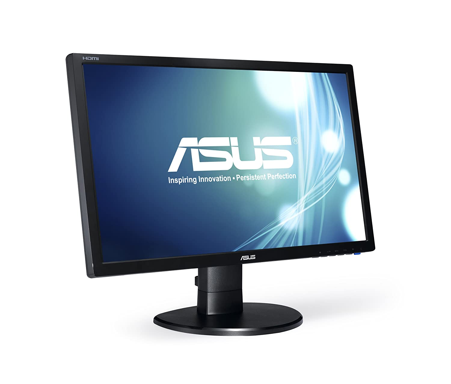 "Amazon.com: ASUS VE228H 21.5"" Full HD 1920x1080 HDMI DVI VGA Back-lit LED  Monitor: Computers & Accessories"