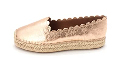 vintage flats Crown shoes
