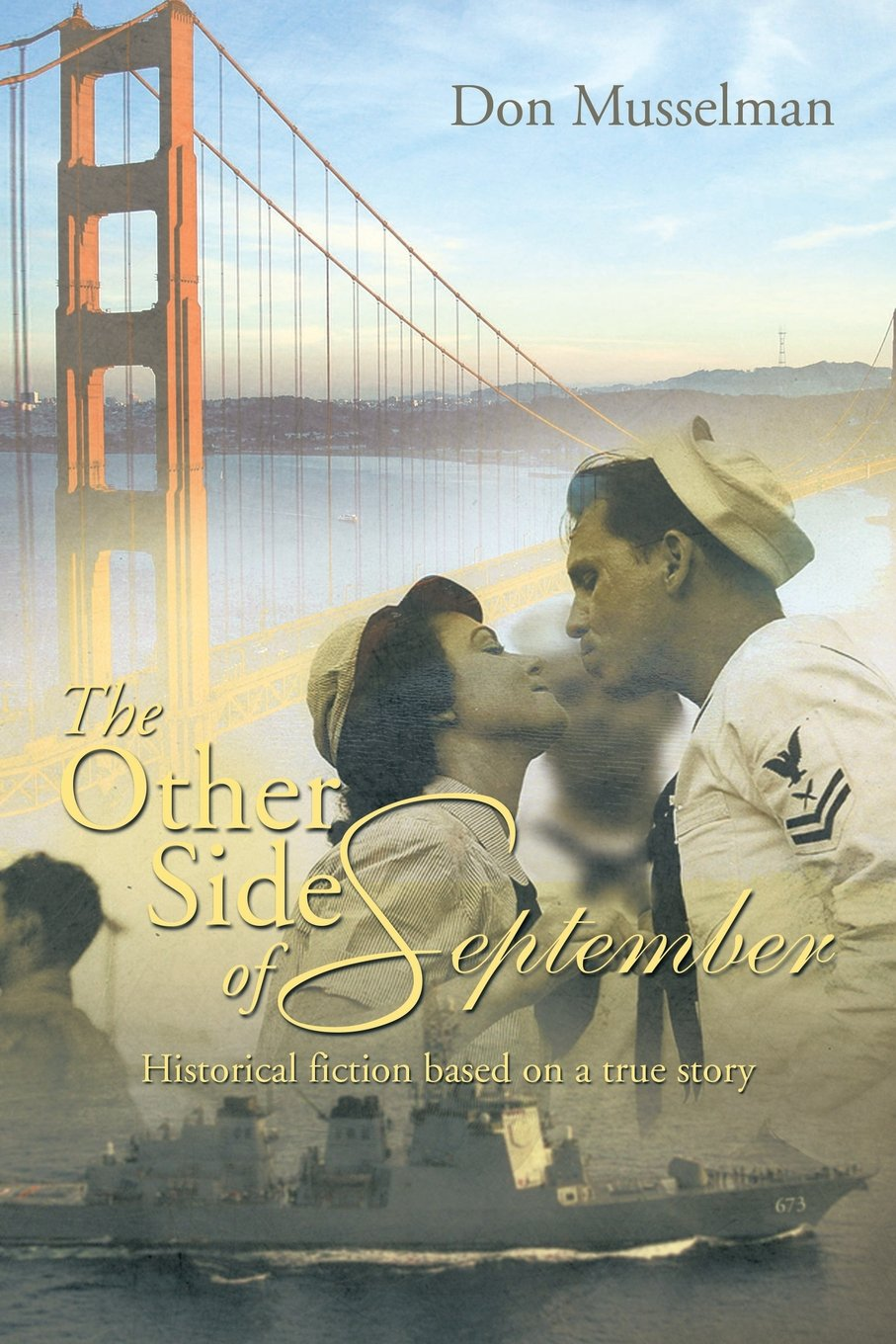 Read Online The Other Side of September: Historical Fiction Based on a True Story ebook