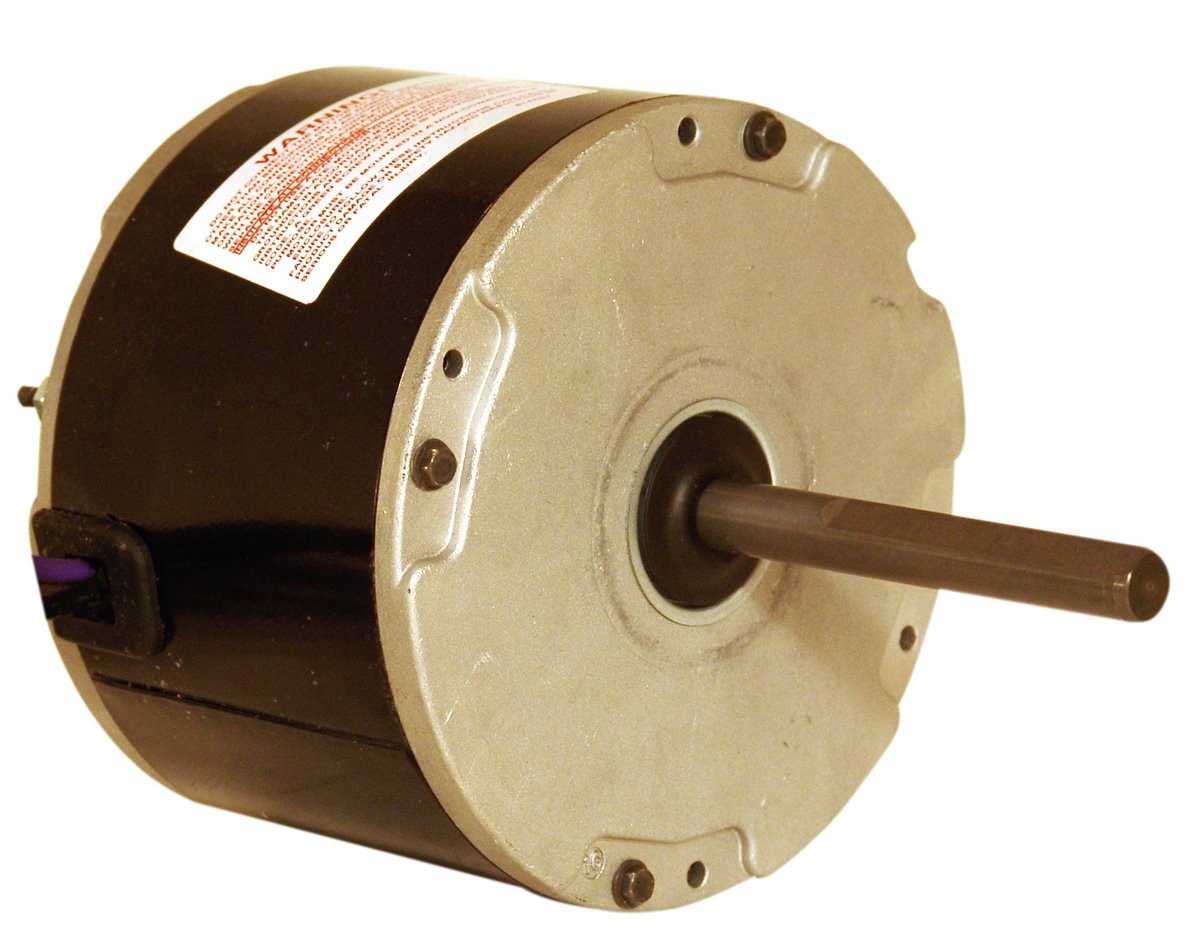 A.O. Smith OGD1016 1/6 HP, 1075 RPM, 1 Speed, 48Y Frame, CCWLE Rotation, 0.5-Inch by 3.8-Inch Flat Shaft OEM Direct Replacement