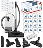 Miele Complete C3 Cat and Dog Canister HEPA Canister Vacuum Cleaner with SEB228 Powerhead Bundle - Includes Miele…