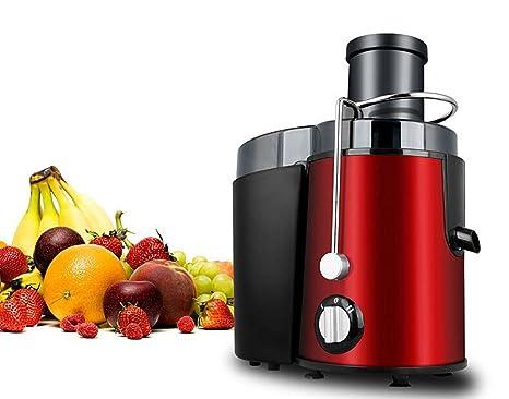 Exprimidor Casero Eléctrico Mini Fruta Automática Bebé De Gran Diámetro Fritura Exprimidor Automático Exprimidor De Calefacción