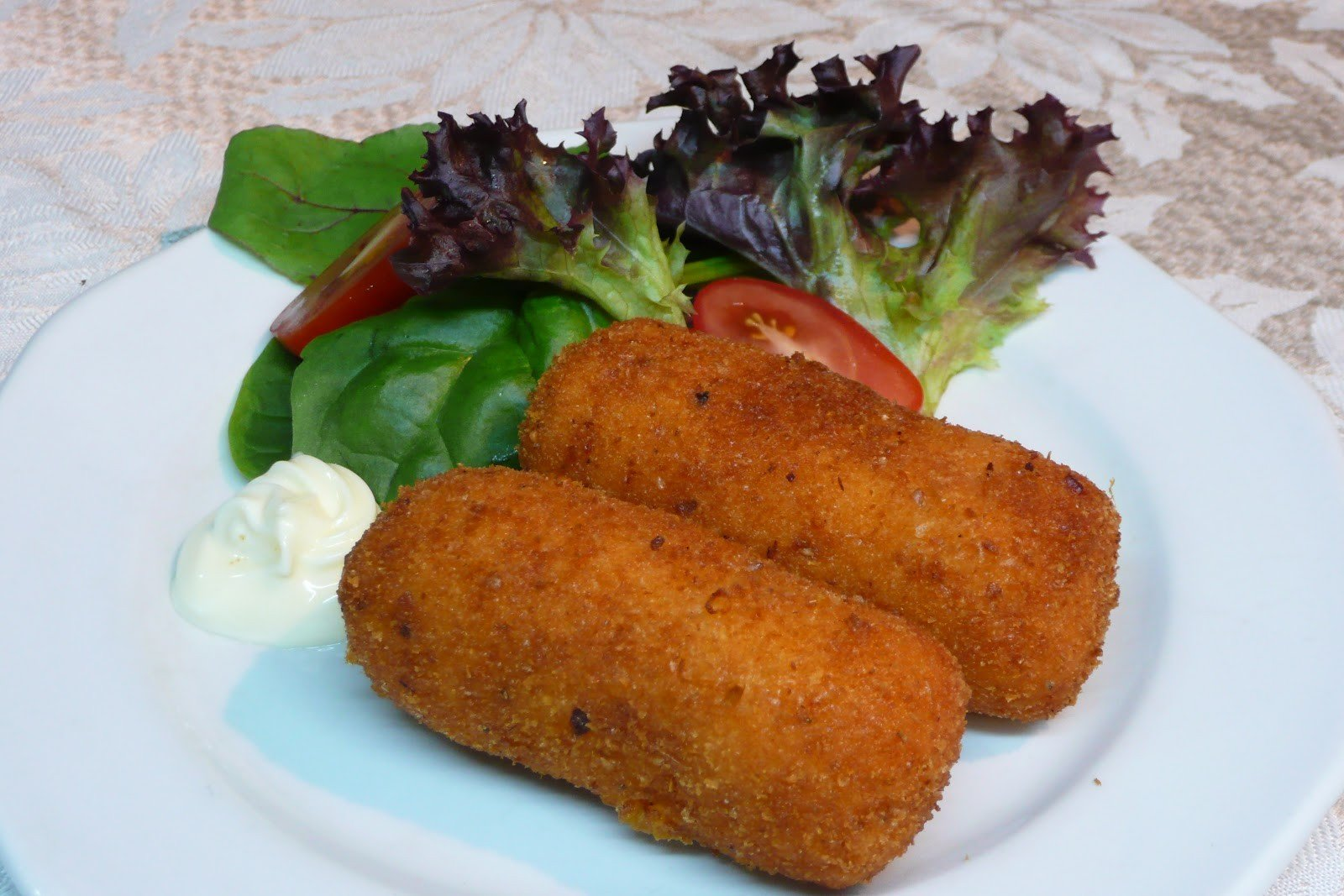 Chicken Croquette w/Olives 30 pcs by PastaCheese