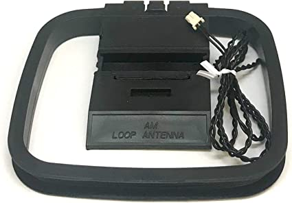 FST-GTK33iP FSTGTK11iP OEM Sony FM /& AM Loop Antenna Shipped with FST-GTK11iP FSTGTK33iP RDH-GTK11iP RDHGTK11iP