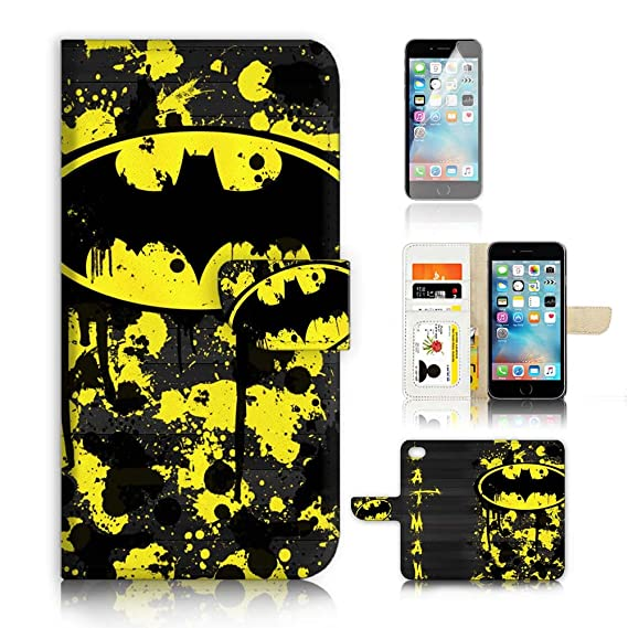 batman iphone 8 wallet case