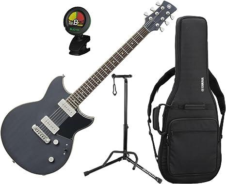 Yamaha rs502 SPB revstar double-cutaway tienda negro guitarra ...