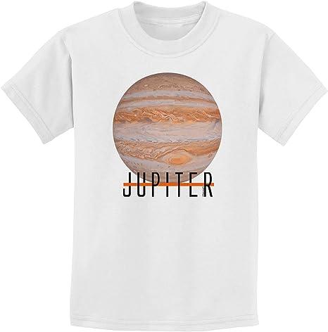 TooLoud Planet Jupiter Text Toddler T-Shirt