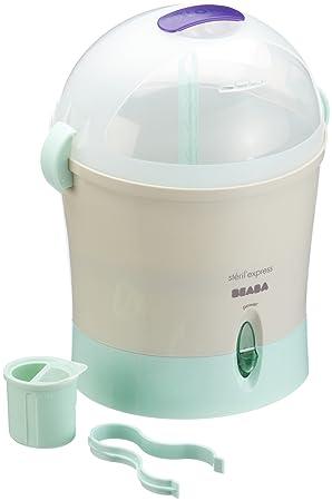 sterilisateur biberon beaba electrique