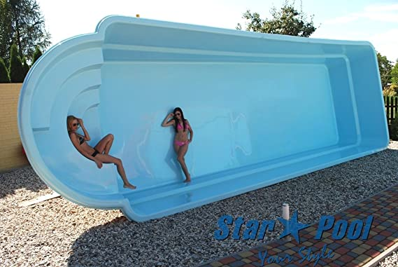 Polyester Pool Csf Pools Pool Ready For Swimming Pool