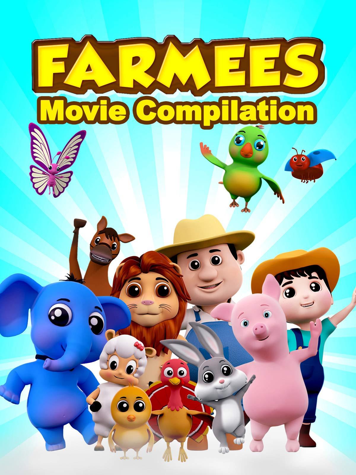 Amazon.com: Farmees Movie Compilation: USP Studios: Amazon Digital ...