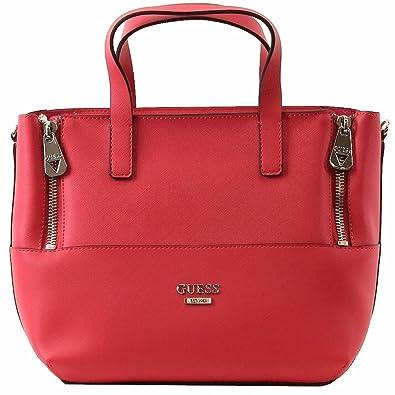 Guess Women s Doheny Passion Satchel Handbag  Handbags  Amazon.com ec122a8033f66