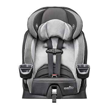 Evenflo Maestro Harnessed Booster Car Seat Phoenix