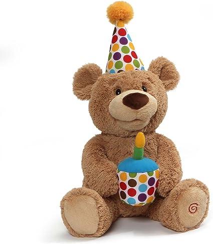 Singing Dancing Happy Birthday To You Soft Cute Teddy Bear