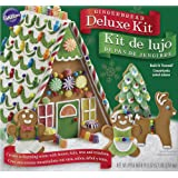 Wilton Build It Yourself Deluxe Gingerbread House Decorating Kit