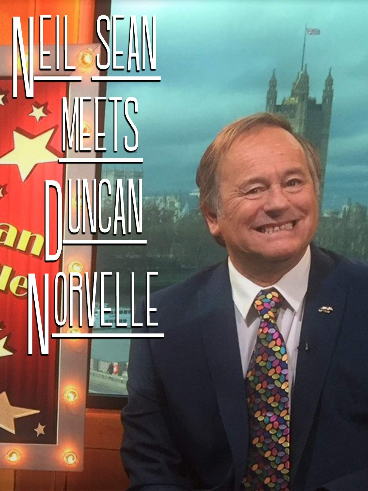 Neil Sean meets Duncan Norvelle on Amazon Prime Video UK
