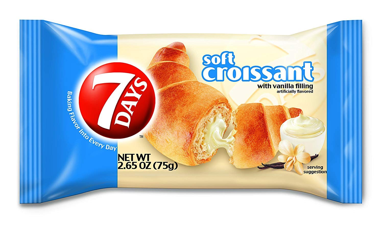 Croissants 7 days: taste and convenience 74