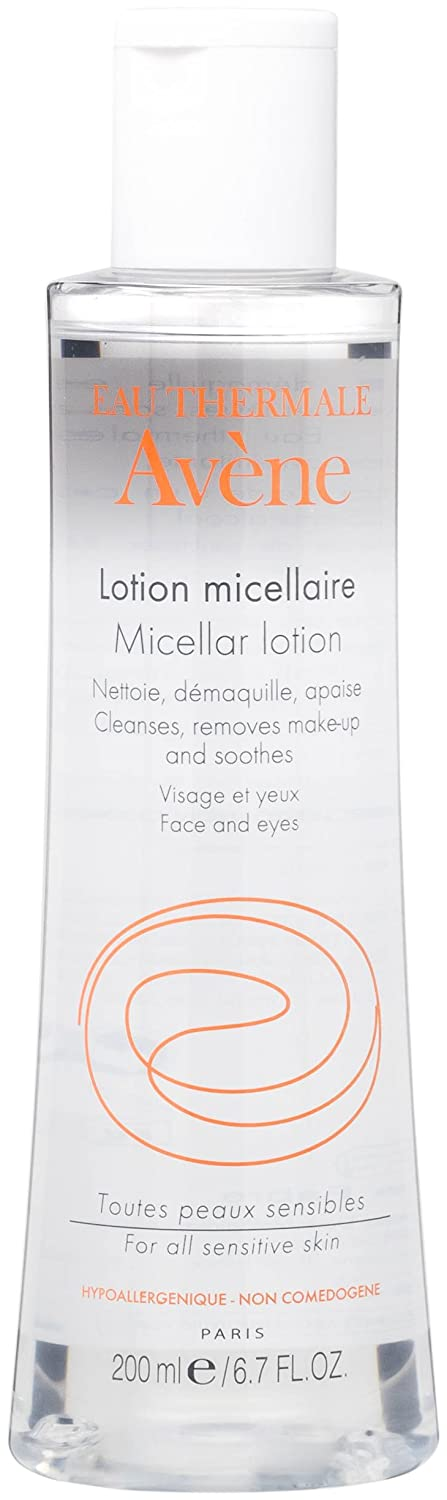 Avene Micellar Lotion - Cleanser and Make-up Remover 200ml Eau Thermale Avene C46826