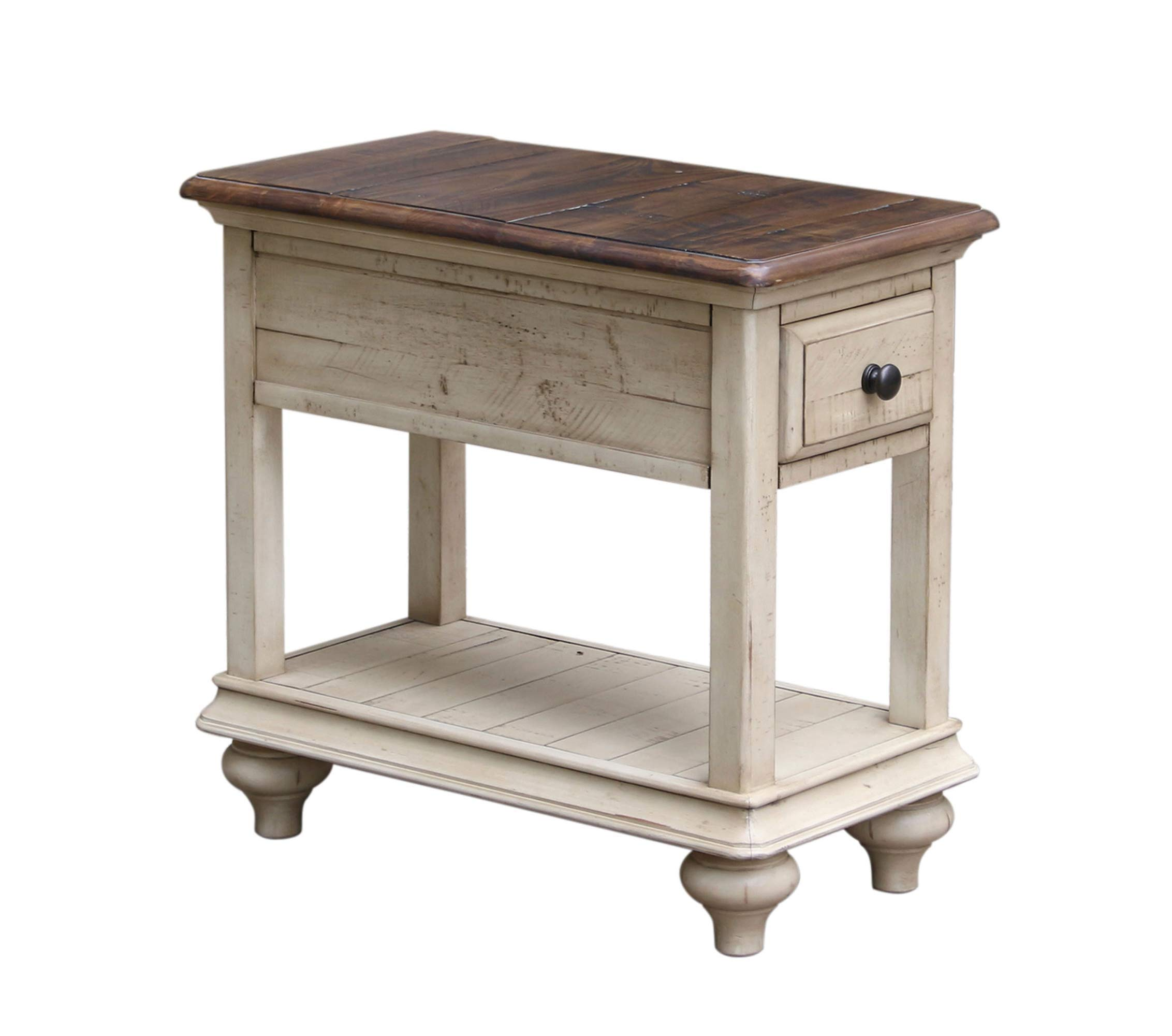 Cottage Creek Brockton Chair Side End Table by Cottage Creek Furniture