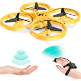 Uarzt Mini Drone for Kids 6 8-12 Year Old, Upgraded Kids Drone for Beginners, RC Nano Quadcopter w/Altitude Hold, Headless Mo