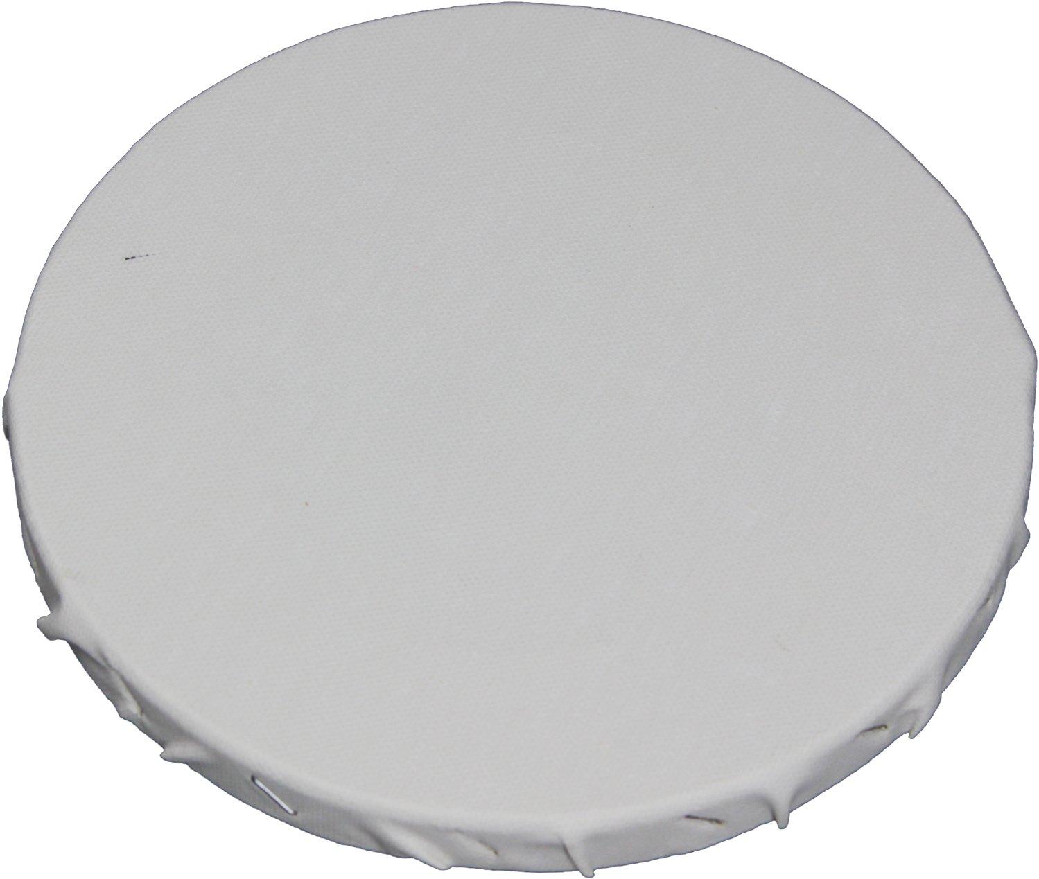 5 Keilrahmen rund Durchmesser 60 cm