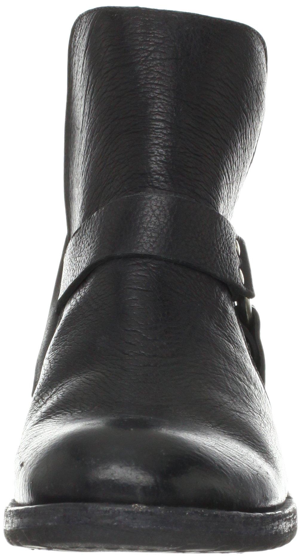 FRYE Men's Dean Harness Boot Black 7.5 M US