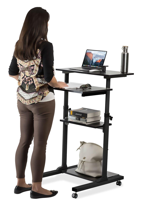 Mount-It! Mobile Stand Up DeskBlack Friday deal