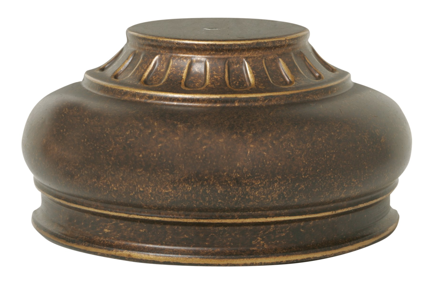 Emerson CFDR25GBZ Ceiling Fan Downrod, 2.5-Inch Long, Gilded Bronze by Emerson (Image #2)