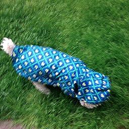 Amazon Com Rc Pet Products Packable Dog Rain Poncho