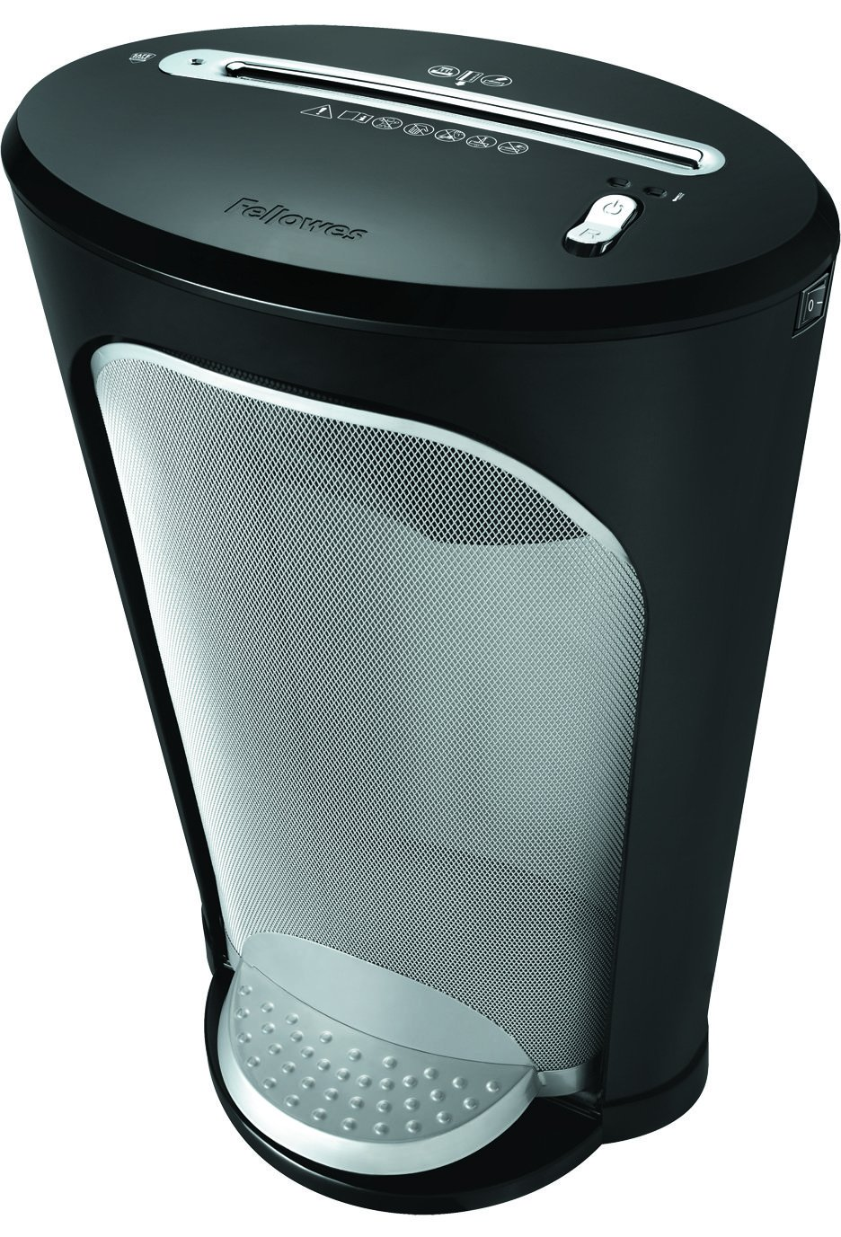 Fellowes Powershred DS-1, 11-Sheet Cross-Cut Paper and Credit Card Shredder with SafeSense Technology (3011001)