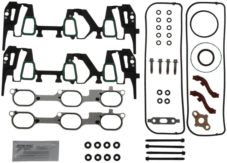 MAHLE Original MIS19377WB Engine Intake Manifold Gasket Set